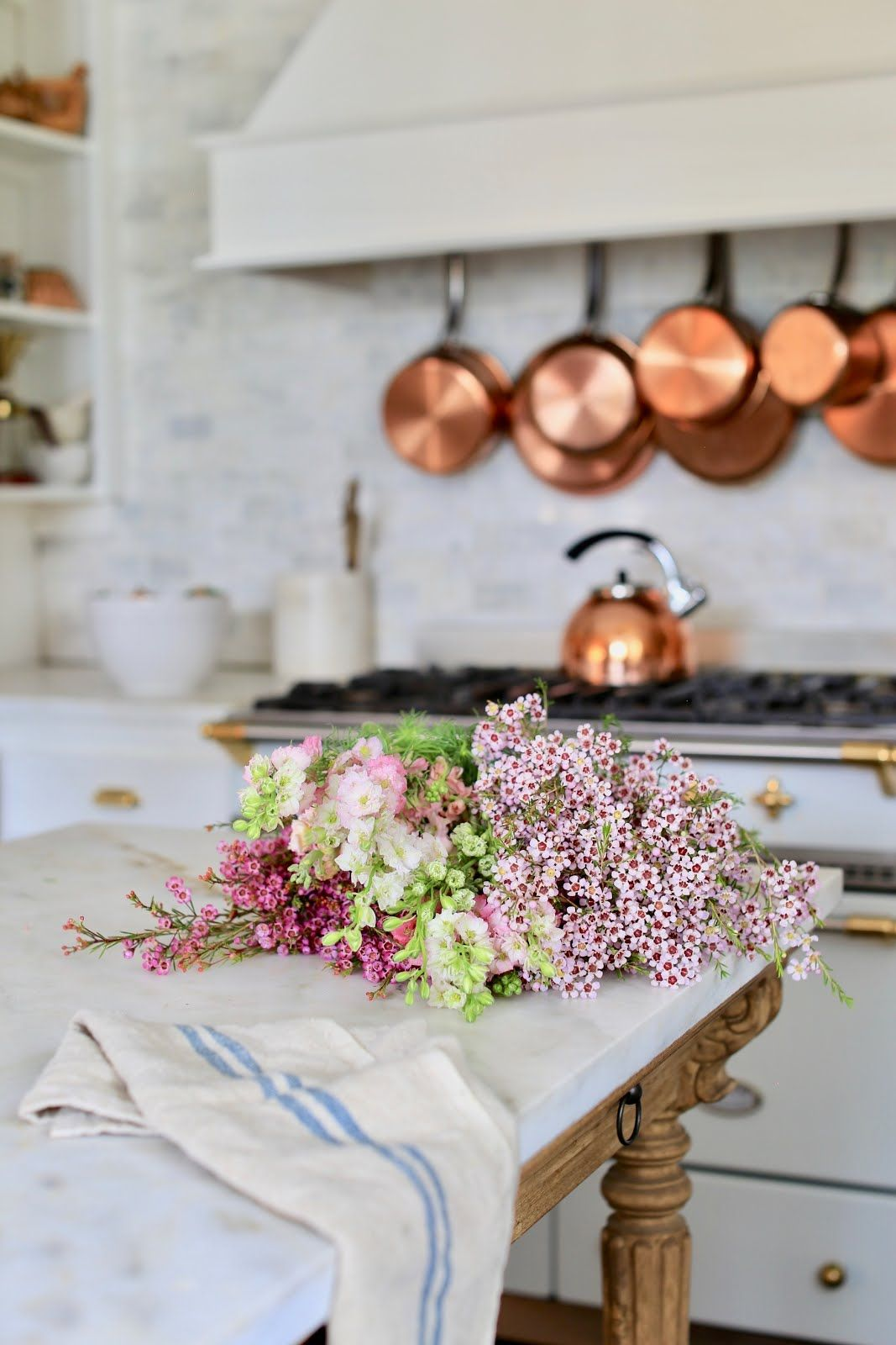 Photo of 4 ways to add French farmhouse charm to your kitchen – French Country Cottage