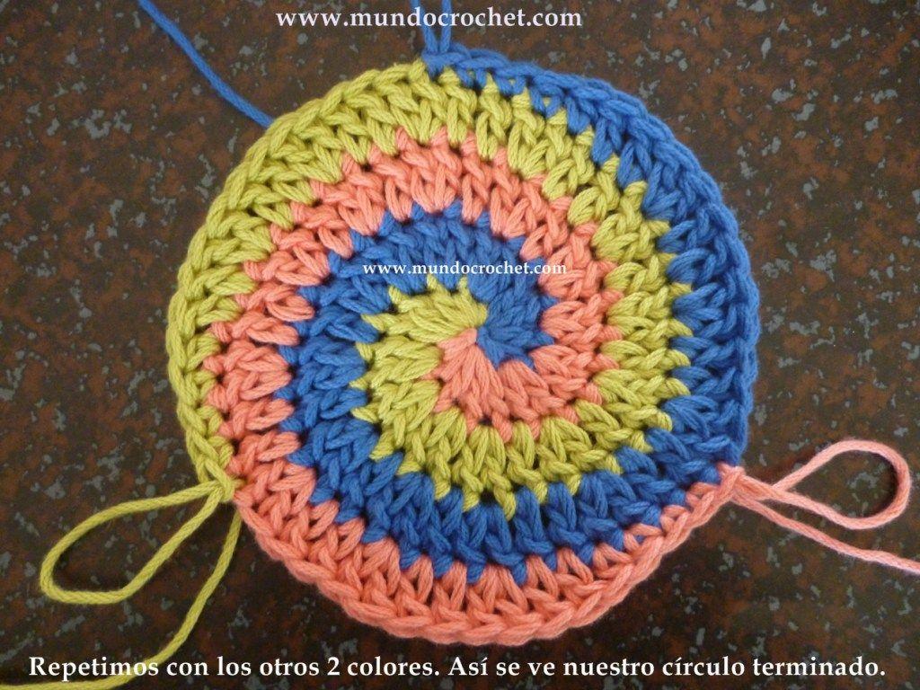 como-tejer-en-espiral-con-tres-colores-a-crochet-o-ganchillo16 ...