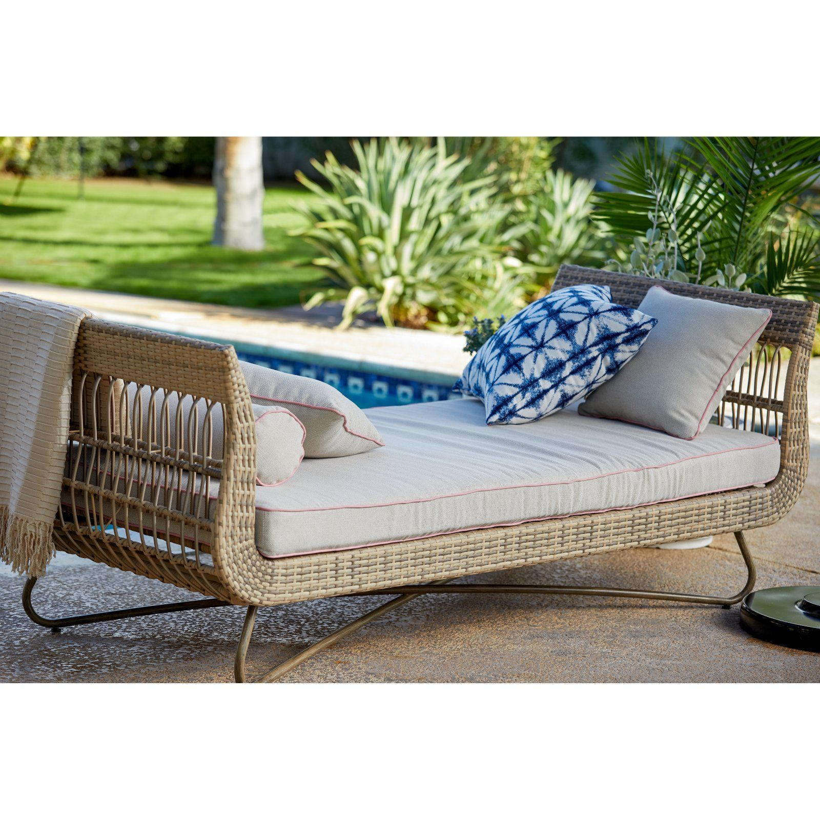 Pin on Sunporch on Belham Living Lilianna Outdoor Daybed id=88696