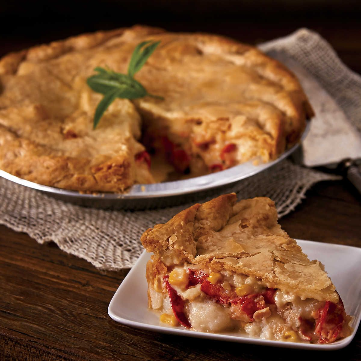 Buy gourmet Lobster Pot Pie, a lobster dinner from Harry & David that's sure to be the hit of any meal, big or small. Made with the finest ingredients.