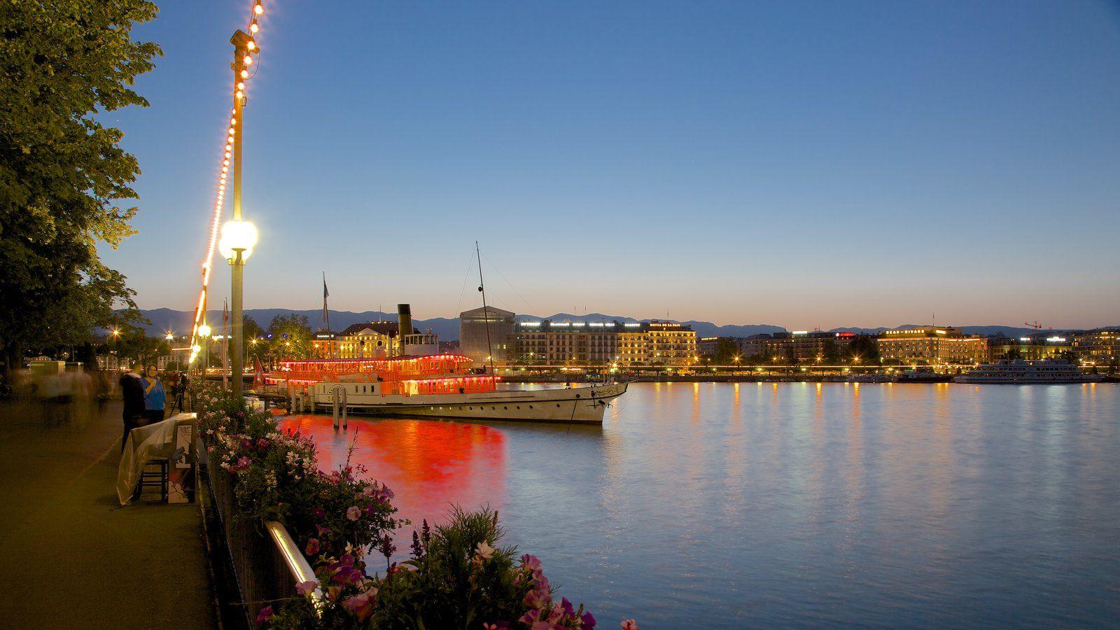 السياحة في جنيف موسوعة Tourism Travel Canal
