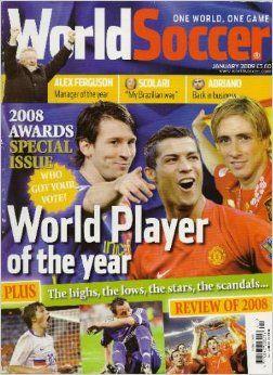 Pin By Allthingsbooks On Back Of The Net Football Books World Soccer Magazine Football Books World
