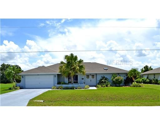 3/2/2 with pool on a privacy canal!  2414 MAURITANIA RD PUNTA   GORDA, FL 33983 @realtordotcom @coldwellbanker #realestate