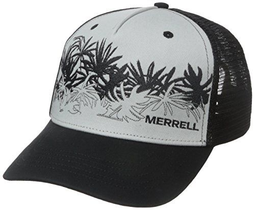 Men s Cycling Caps - Merrell Mens Fern Trucker Hat -- Learn more by  visiting the image link.  bb713df8e34