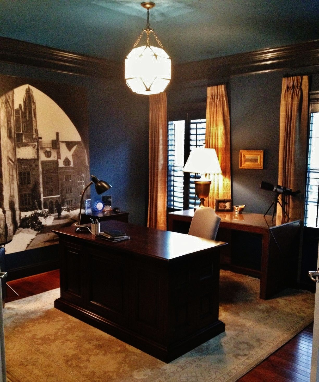 Office Pictures For Walls Golf: Man's Office [ ArtOfGolf.com ] #office #art #golf