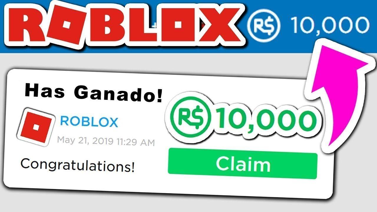 Como Obtener Robux Gratis En Roblox 2019 Roblox Roblox