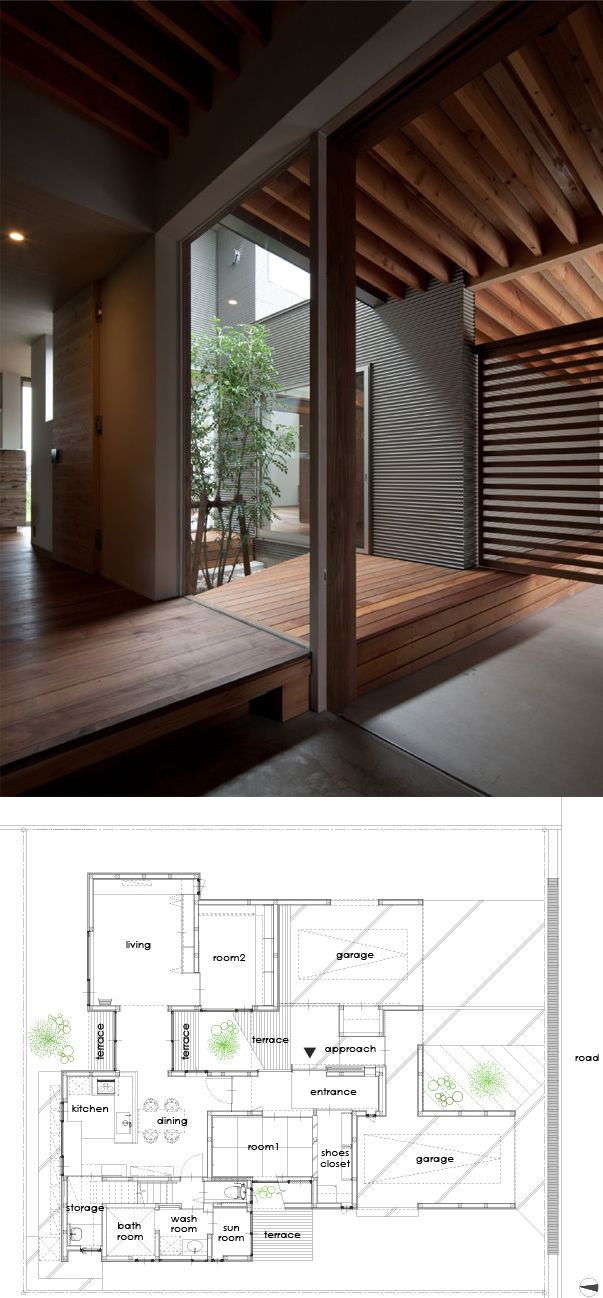 Residential Design Inspiration Modern Genkan Studio Mm Architect Japanese Modern House Residential Design Japanese House