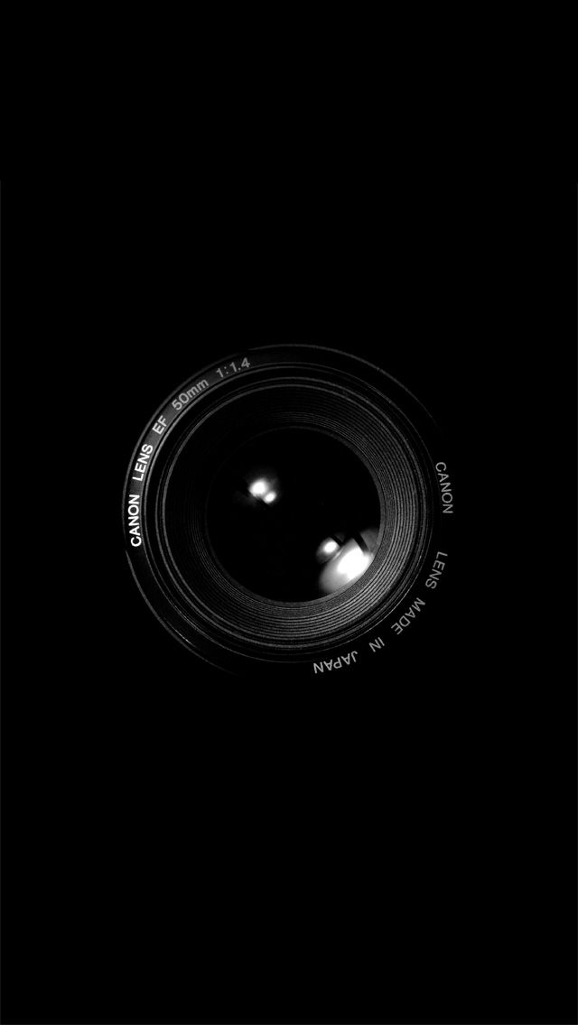Black And White Camera Lens Camera Wallpaper Black Wallpaper Iphone White Wallpaper For Iphone