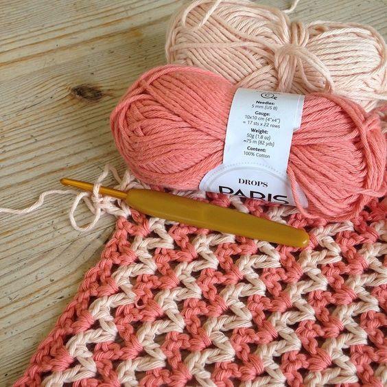 Meet Crocheter Rachel of GooseberryFool | Patrones de colchas libre ...