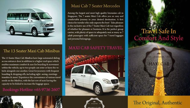 Maxi Cab Singapore And Mini Bus Charter About Google Mini Bus Cab Singapore
