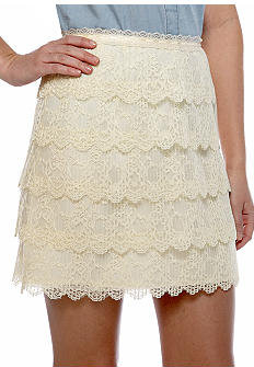 #belk.com                 #Skirt                    #Caitlin #Michelle #Lace #Tiered #Skirt #Belk.com   Caitlin Michelle Lace Tiered Skirt - Belk.com                                 http://www.seapai.com/product.aspx?PID=534597