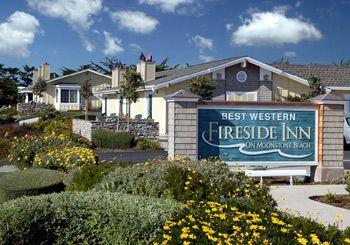Best Western Fireside Inn On Moonstone Beach Cambria California