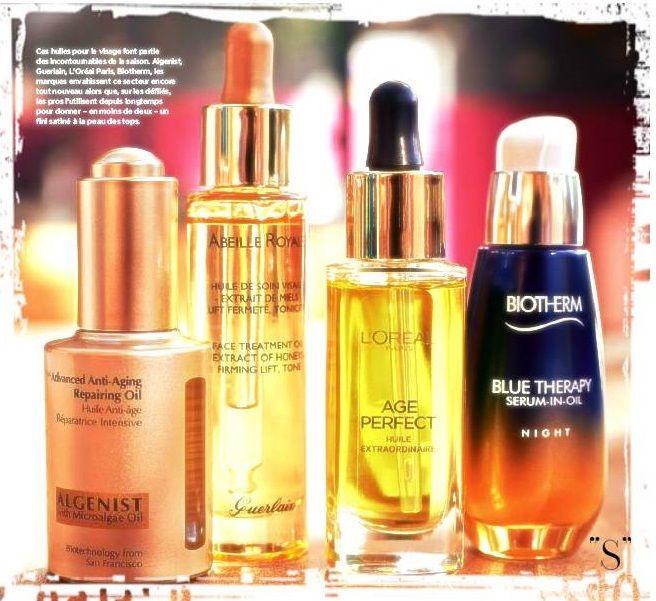 Produits de beauté vu dans Gala . #beauté #cosmétique #shopping #presse #magazine #gala #selectionnist