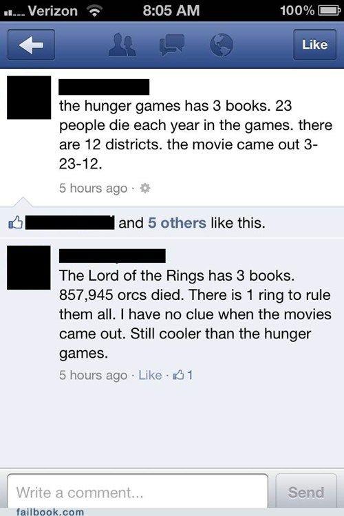 Herr der Ringe an die Macht!