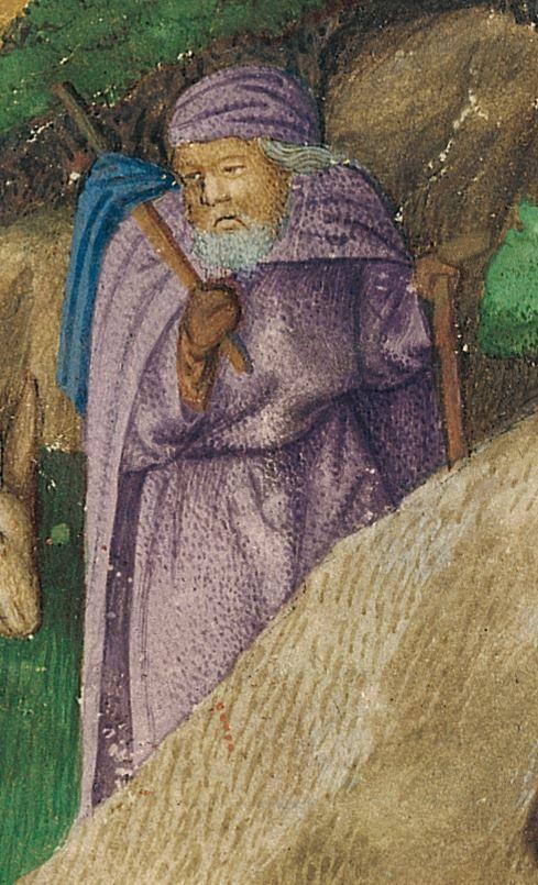 Ottheinrich-Bibel, Bd. 1: Mt 1,1-26,30 Regensburger Raum, 15./16. Jh. Cgm 8010(1) Folio 26