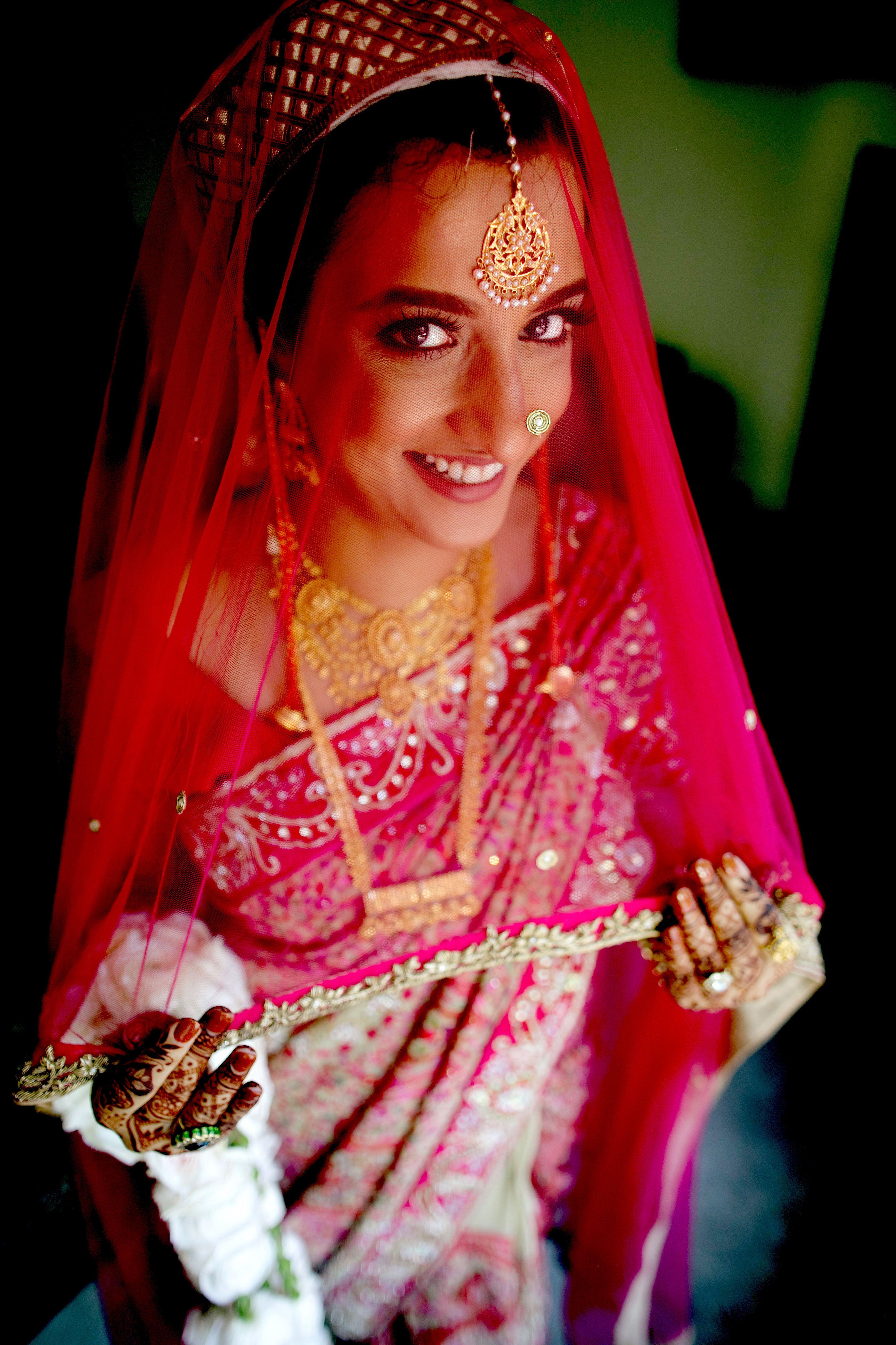#TalkingThreadsBrides | Kashmiri wedding, Kashmiri bride