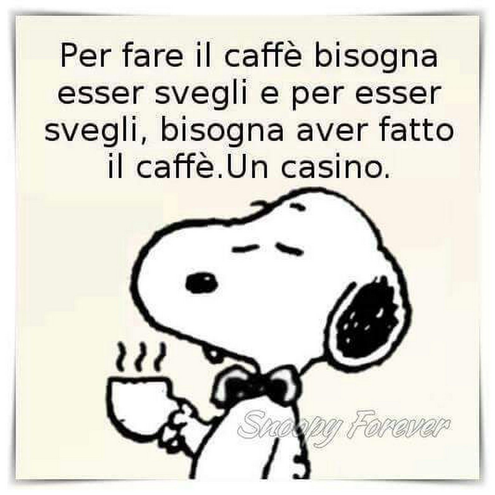 Buongiorno a tutti italian pinterest good morning for Immagini snoopy gratis