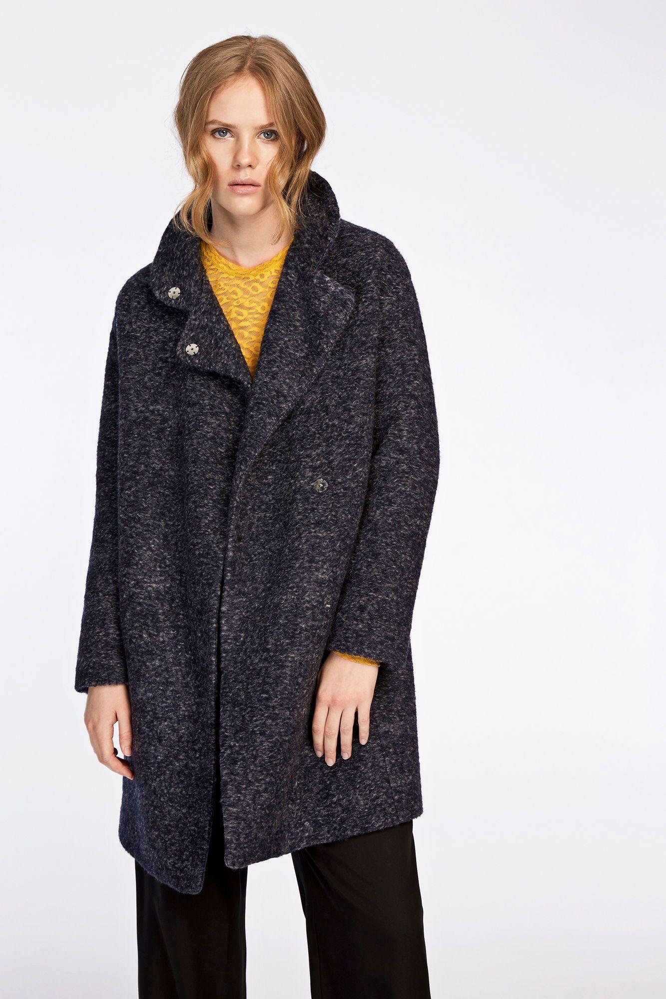 Mildred jacket 7210, SAPPHIRE MEL