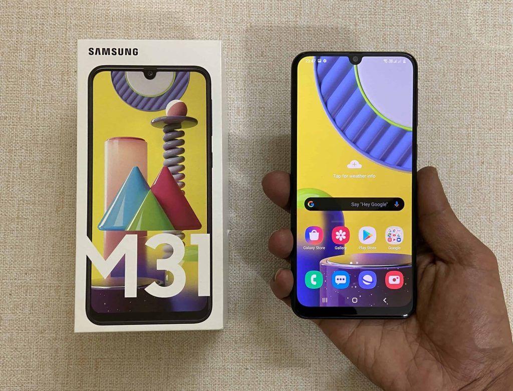 Samsung Galaxy M31 Cons 5 Missing Features Samsung Samsung Galaxy Galaxy