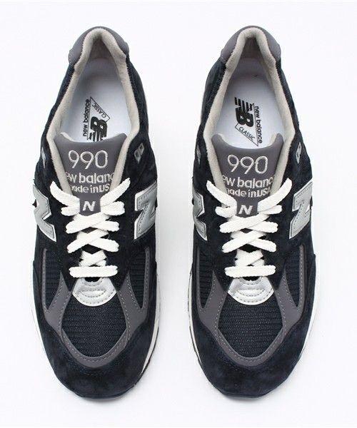 1820d119d6cb86 New Balance M990 v2 | My style | スニーカー、ファッション ...