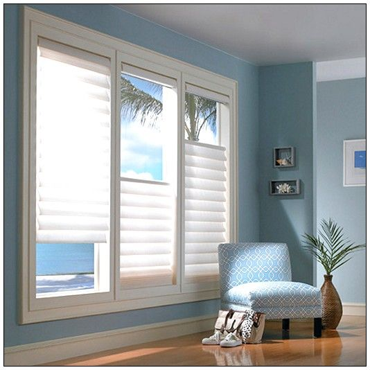 contemporary window coverings ideas Modern Window Treatments