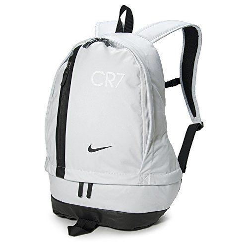 87ce2987f0 Nike CR7 Cheyenne Backpack  PURE PLATINUM BLACK
