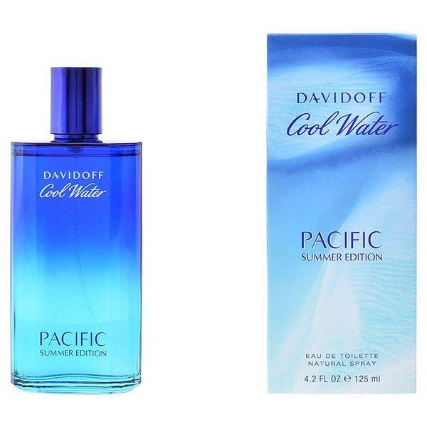 Strashopcom Parfum Homme Cool Water Pacific Summer Davidoff Edt
