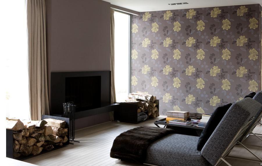 Nice Luxury Living Room Wallpaper Home