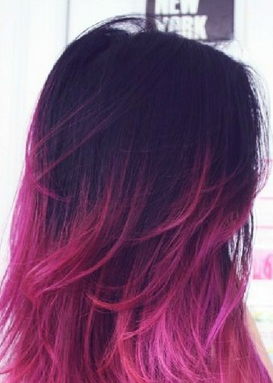 Manic Panic Purple Ombre Google Search Hairstyle Haarfarben