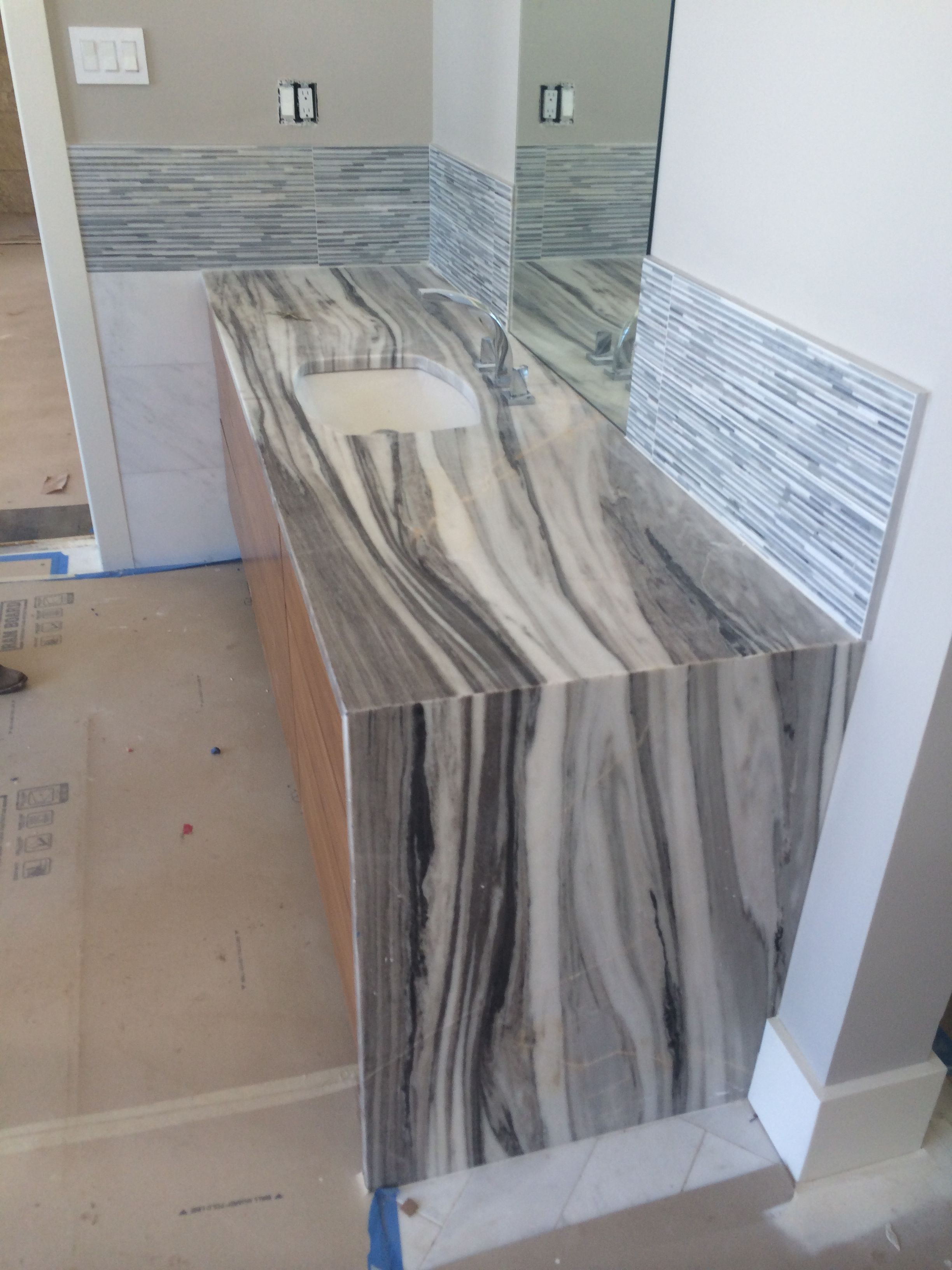 Pin by national tile and stone on installation photos pinterest