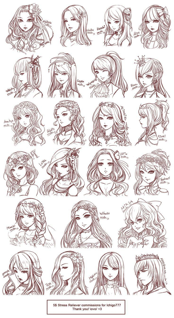 Haar Pony Zeichnet 17 Trendiest Ideas For Pony Tail Hairstyles Drawing With Highlights Girl Hair Drawing How To Draw Hair How To Draw Braids