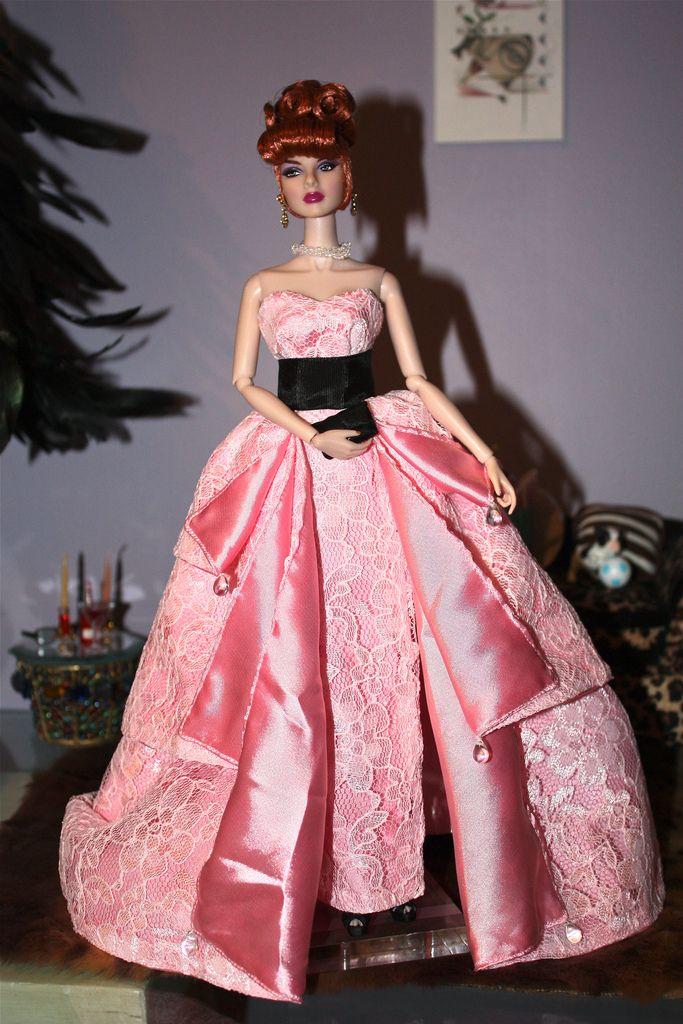 Vivid Impact Agnes | by My Fashion Royalty Dolls