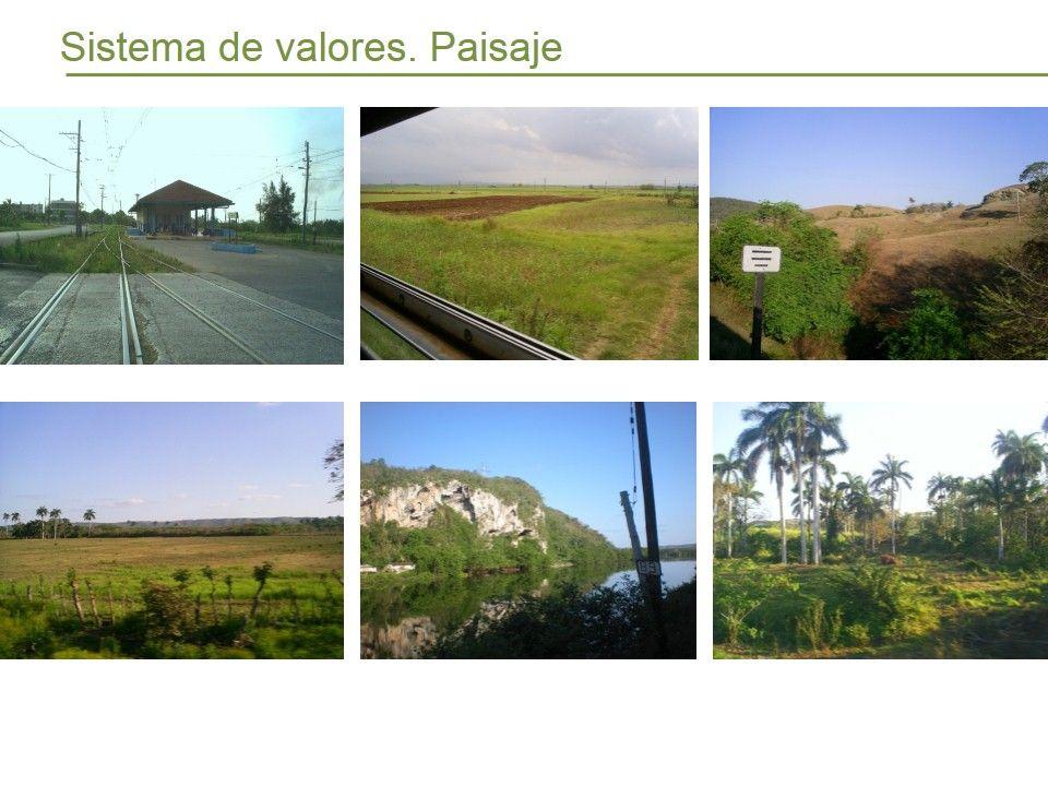 Value System, Landscape