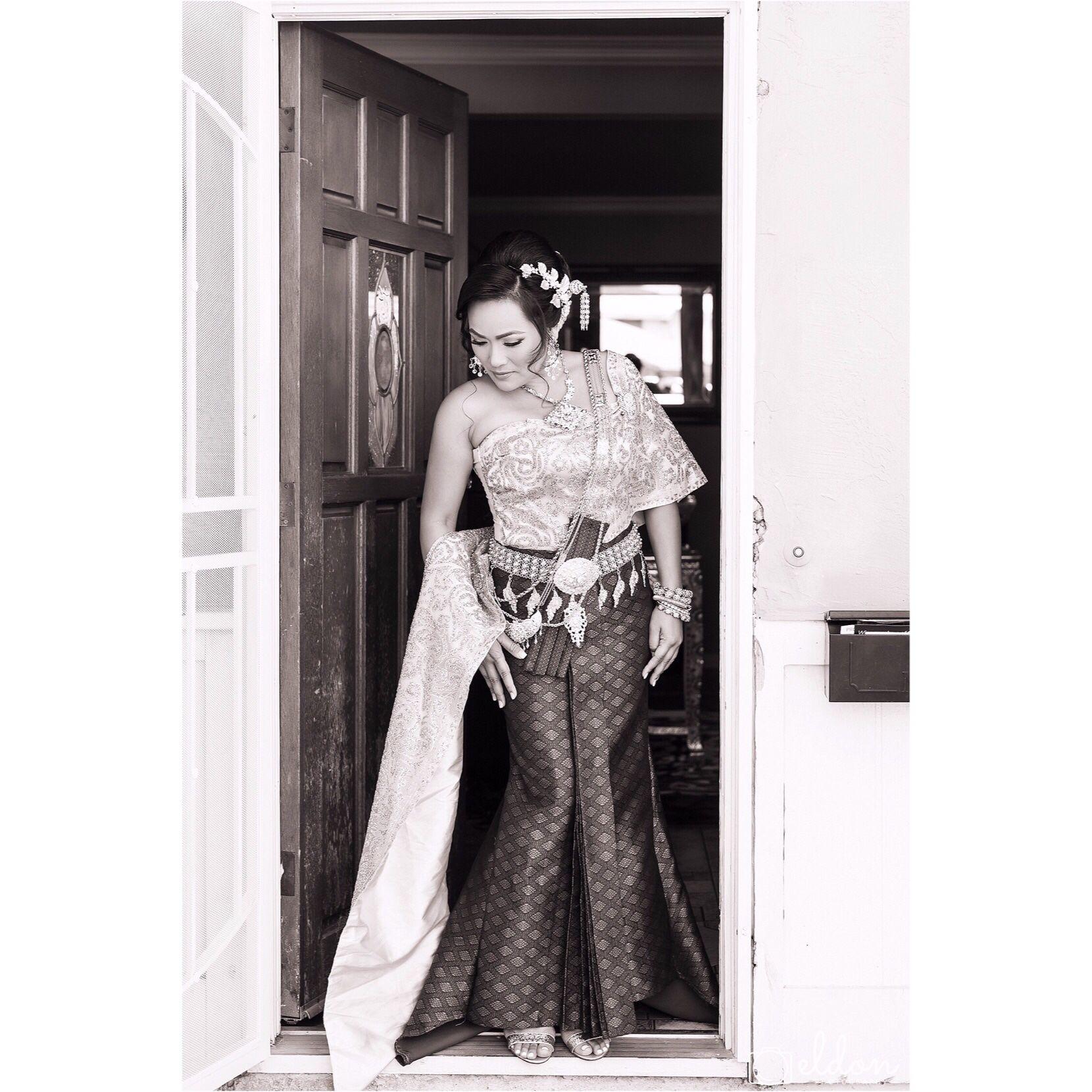 San diego wedding dary u phet khmer outfits apsaradiamant