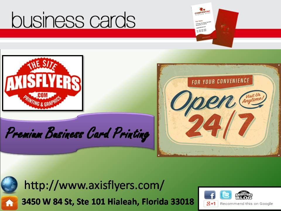 If you are looking for premium business card printing, Axisflyers ...