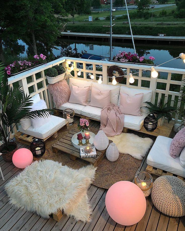 AmazingCredi - Balkon Garten 100 #terraceapartments
