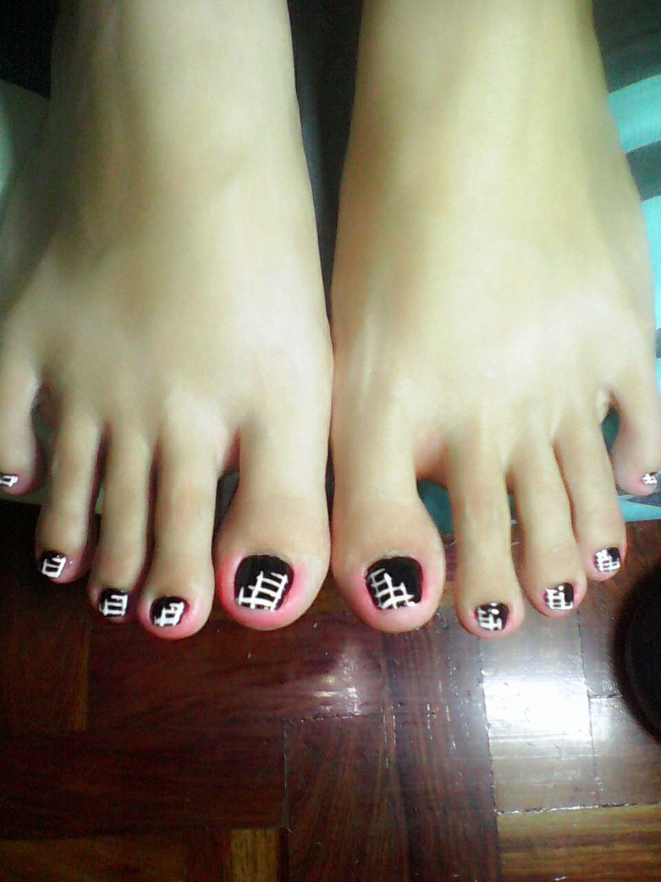 Colorful Jail Nail Art Collection - Nail Paint Ideas ...