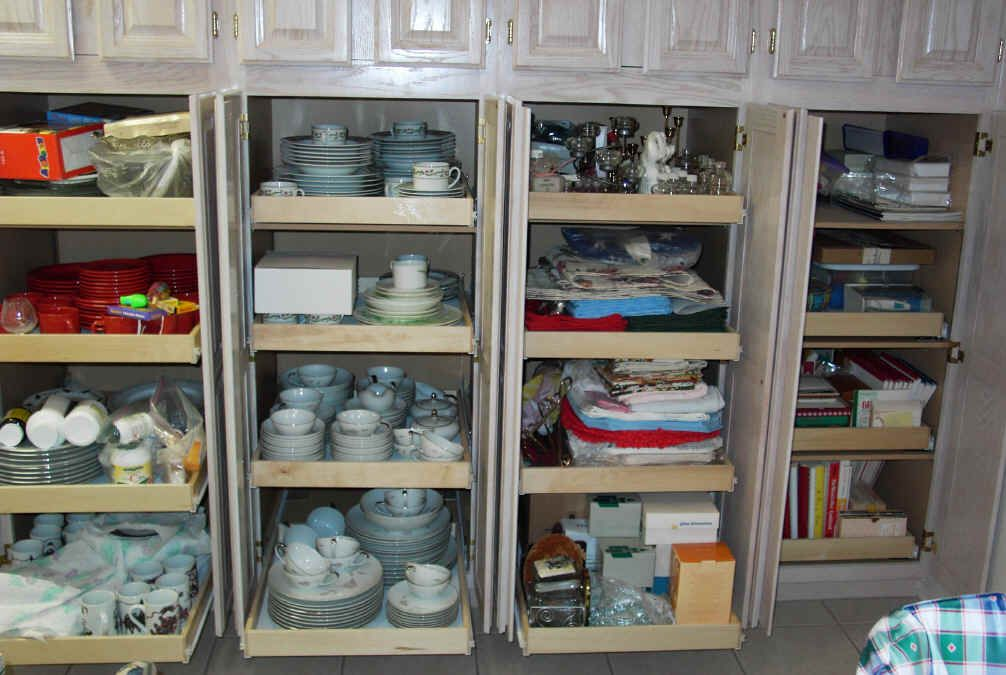 Kitchen Magnificent Wonderful Pantry Cabinets Design