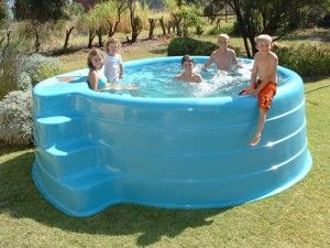 image result for above ground portable swimming pools south africa - Above Ground Fiberglass Swimming Pools