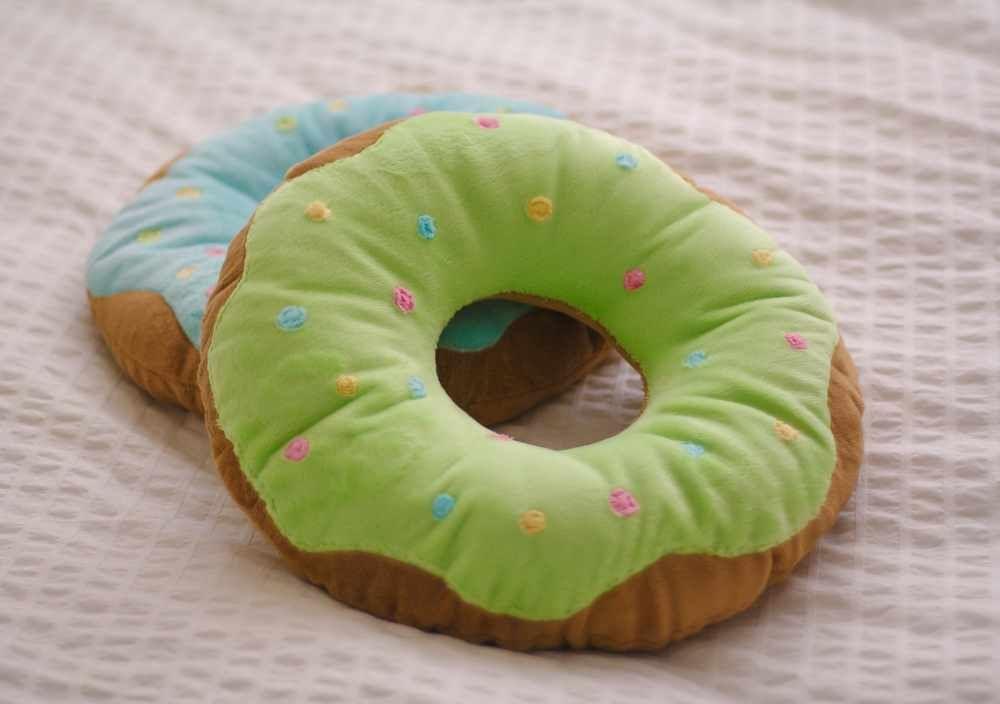 Under One Sky Donut Memory Foam Neck Pillow Eye Mask Set Neck Pillow Pillows Neck Pillow Travel