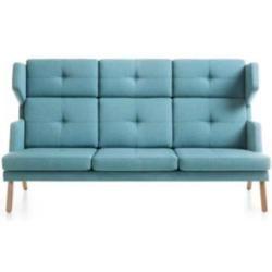 Photo of Lounge sofa Profim October 3-seater Ks Choice of color options Profim