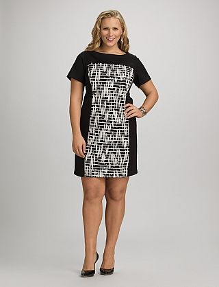 Images of Dress Barn Dresses Plus Size - Klarosa
