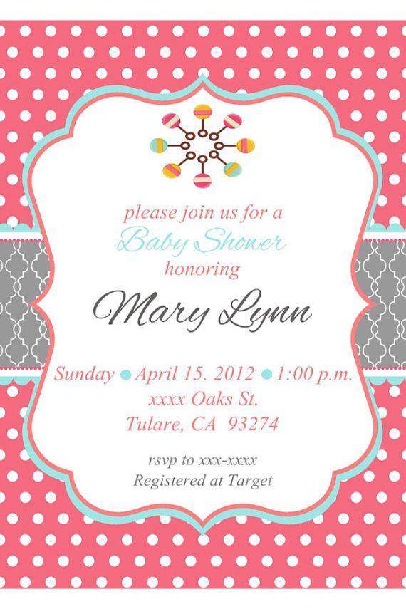 Download Now Baby Shower Email Invitations FREE Baby Shower - email invitations