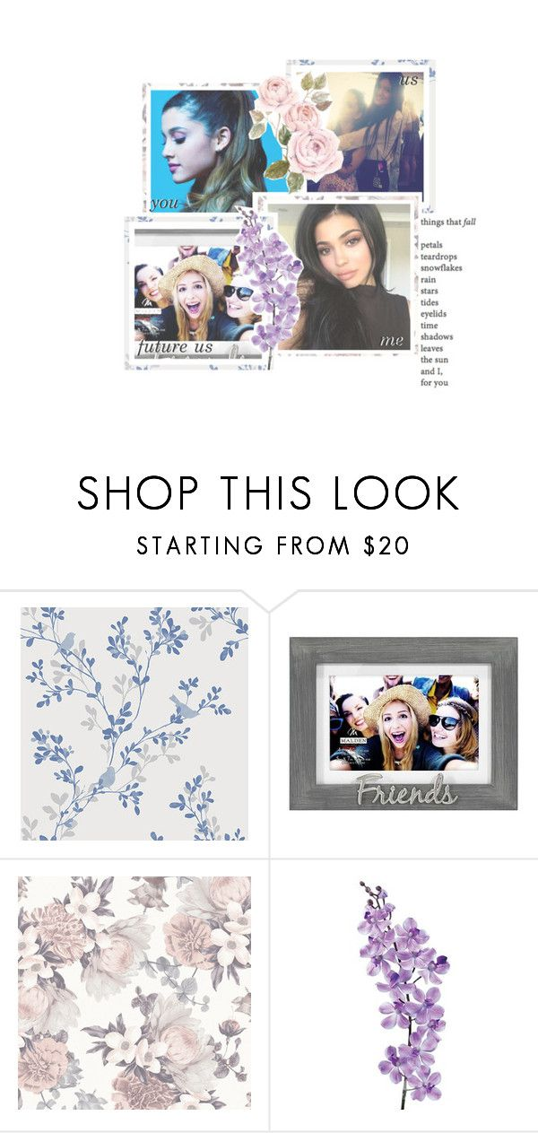 """Untitled #787"" by emmalineavery on Polyvore featuring Malden International Designs, Tempaper, Laura Cole and Prada"