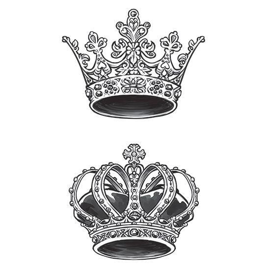 Crown Me Taintedtats Crown Taintedtats Tattoosforwomensmalluniqueangelwings Tattoosforwomensmalluniquea Queen Crown Tattoo Crown Tattoo King Crown Tattoo