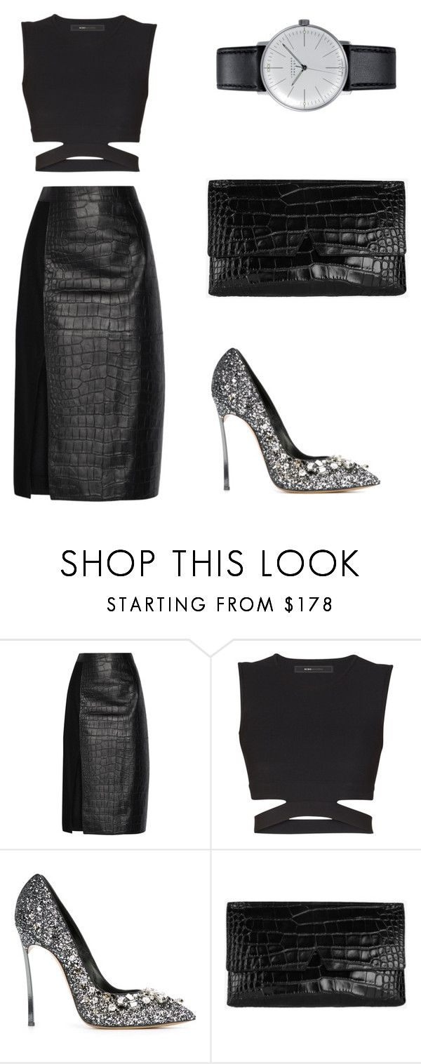 """""""Nightfall"""" by iadorecats ❤ liked on Polyvore featuring Jason Wu, BCBGMAXAZRIA, Casadei, Vince, Klein & more, women's clothing, women, female, woman and misses"""