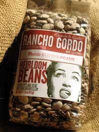 Rancho Gordo: Florida Butter Bean