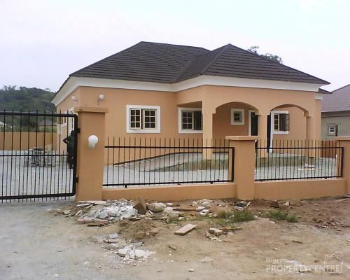 3 bedroom bungalow pictures in nigeria