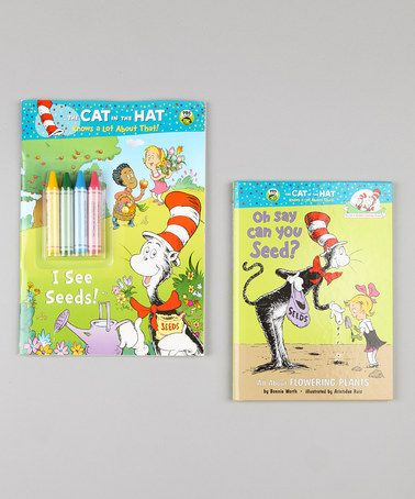 Take a look at this Seed Book Set by Random House on #zulily today!