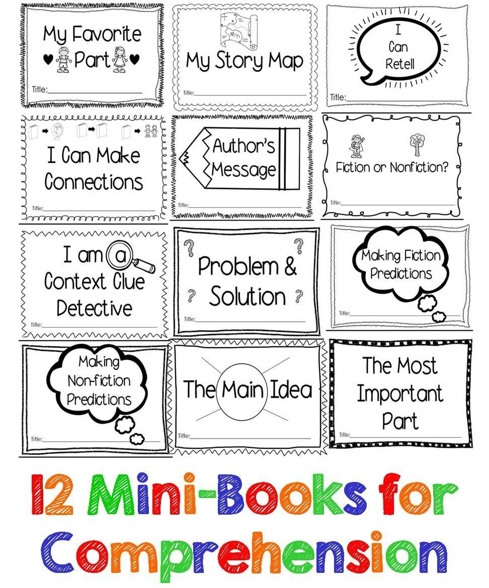 Pin On Comprehension Best reading comprehension books for